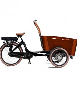Vogue e-bakfiets Carry 3