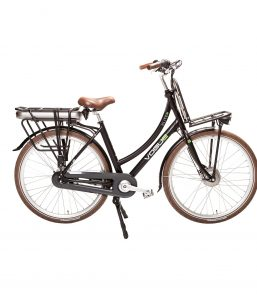 Vogue Elite e-transportfiets